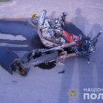 За минулу добу на Рівненщині два мотоциклісти загинули, ще один — травмувався