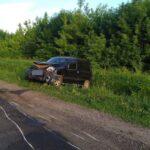 В автопригоді у Рівненському районі травмувались двоє пасажирів