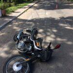 На Рівненщині внаслідок ДТП постраждав 10-річний хлопчик