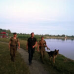 Громадський порядок в Хріниках та на Білому озері охороняють нацгвардійці