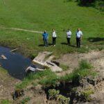 На Гощанщині відремонтують зруйновані негодою мости