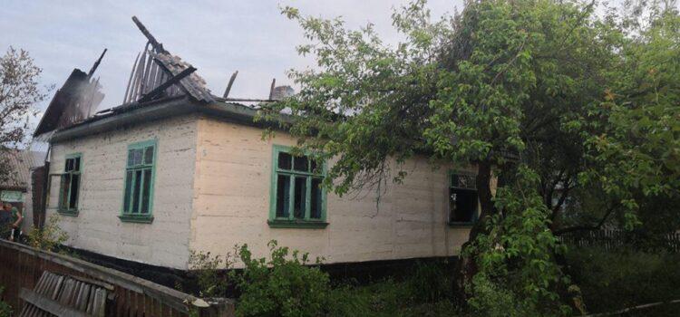 Під час ліквідації пожежі рятувальники виявили тіло жінки