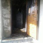 Сарненські рятувальники ліквідували пожежу у двохповерховому житловому будинку