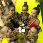 Рівненські гімнасти завоювали медалі Чемпіонату України