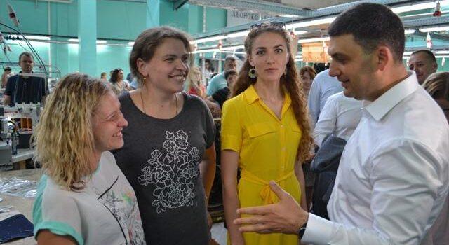 На Рівненщині перебуває з робочим візитом Прем'єр-міністр України Володимир Гройсман