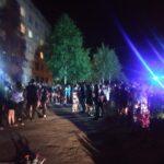 У Рівному під час пожежі у гуртожитку рятувальники евакуювали 27 мешканців