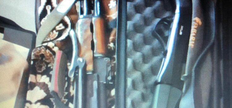 На Рівненщині викрито незаконне зберігання зброї