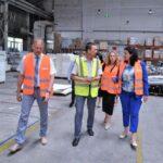 Віце-прем'єрку вразило рівненське підприємство своїм виробництвом