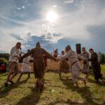 На Рівненщині влаштували середньовічний фестиваль під відкритим небом