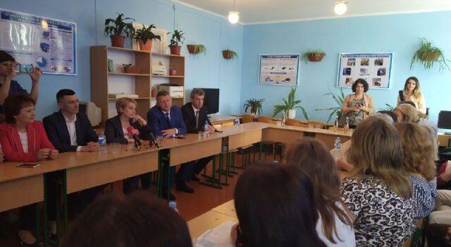 На Рівненщині батьки та вихователі розповіли Лілії Гриневич про враження від освітніх ініціатив