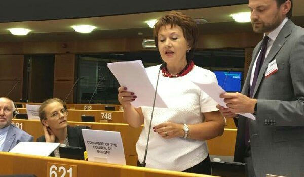 «Фундамент Ради Європи має бути міцнішим за гроші» – Світлана Богатирчук-Кривко