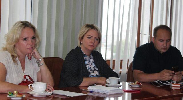 Рівненщину відвідала заступниця Міністра у справах ветеранів Оксана Коляда