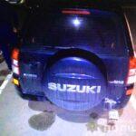 На Рокитнівщині поліцейські зупинили авто із бурштином