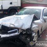 ДТП за участю чотирьох авто: травмувалося шестеро осіб (ВІДЕО)
