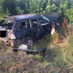 У Рівненському районі в ДТП травмувався водій