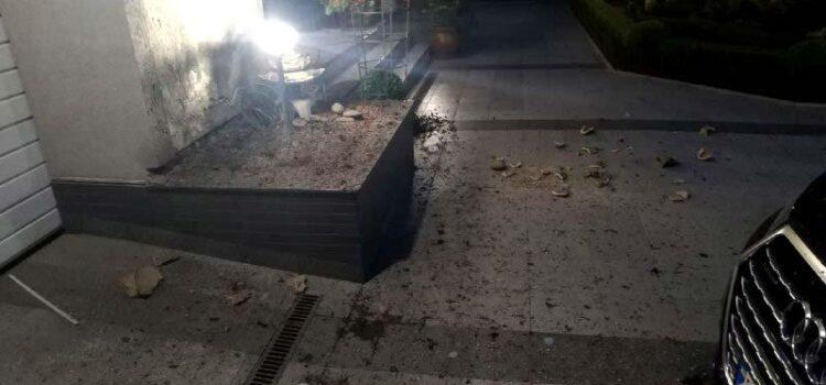 У Рівному на подвір'ї підприємця вибухнула граната