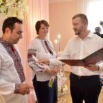 Міністр юстиції Павло Петренко взяв участь у церемонії ювілейного одруження на Рівненщині