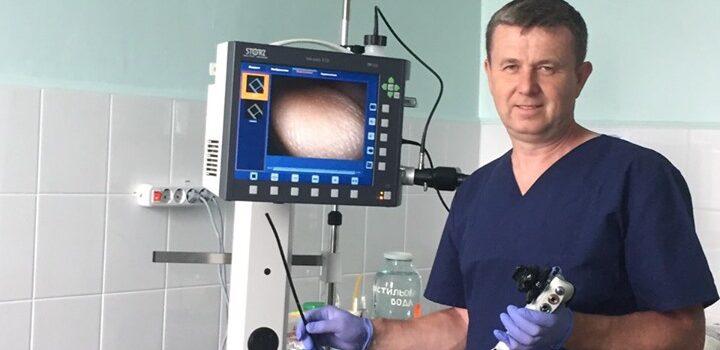 Дитяча обласна лікарня отримала сучасне обладнання