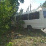 На Рівненщині у ДТП потрапив пасажирський автобус