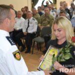 На Рівненщині поліцейських привітали з нагоди професійного свята