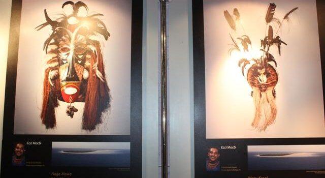 Мистецтво народів Австралії – в обласному краєзнавчому музеї у Рівному