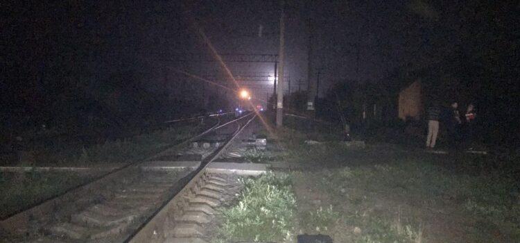 На Рівненщині під швидкіснийпотяг потрапила жінка