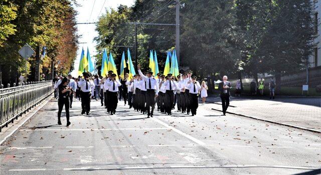 На Рівненщині відзначають День Незалежності України