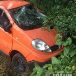 На Рівненщині у двох ДТП одна особа загинула та одна – травмувалася