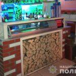 На Рівненщині зловмисник проник до піцерії та поцупив гроші