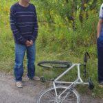 «Любителя» велосипедів здолбунівські поліцейські затримали за грабіж