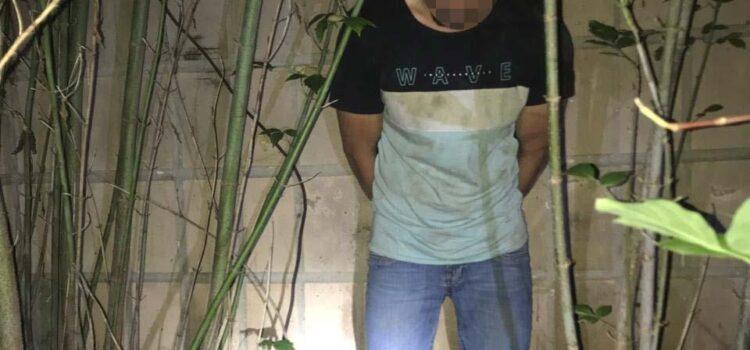 У Рівненському районі затримали грабіжника