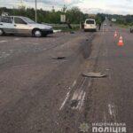 Внаслідок ДТП у Рівненському районі травмувались троє осіб