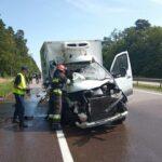 На Рівненщині сталася смертельна ДТП за участі вантажівки та мікроавтобуса
