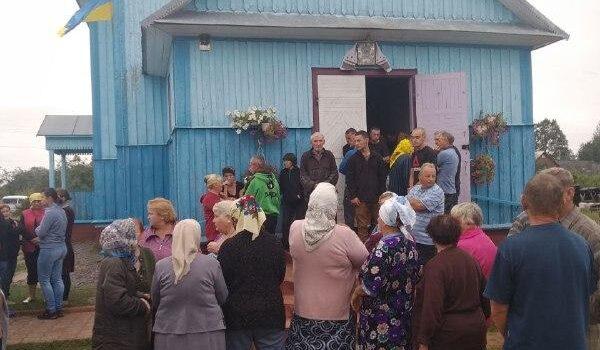 Наслідки релігійного конфлікту на Рівненщині: у поліції відкрито 12 кримінальних проваджень
