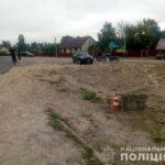 На Рівненщині загинув мотоцикліст