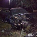 У ДТП на Рівненщині травмувалися троє неповнолітніх