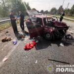 Троє осіб постраждали внаслідок ДТП на автодорозі «Київ-Чоп»