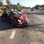 ДТП на Рівненщині: постраждало п'ятеро осіб
