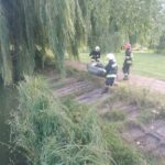 В Рівному з водойми рятувальники дістали тіло чоловіка
