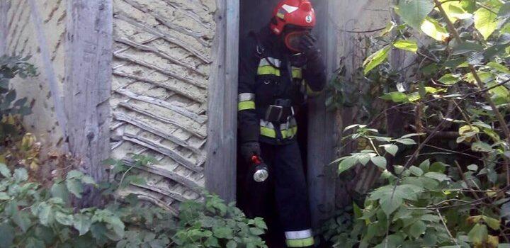 Під час пожежі у приватному домогосподарстві рятувальники виявили тіло чоловіка