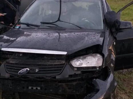 На Рівненщині автівка злетіла у кювет – люди у лікарні