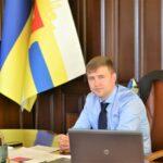 Новий голова Рівненської ОДА приступив до роботи
