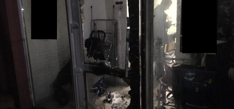 За фактами підпалів у Рівному слідчі розпочали досудові розслідування