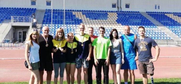 Легкоатлет із Рівненщини візьме участь у Чемпіонаті світу серед особливих спортсменів