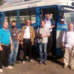 Рівне – центр тролейбусного туризму
