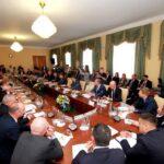 Голова ОДА презентував білоруським колегам економічний потенціал Рівненщини