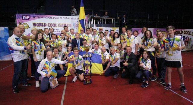 Рівненські школярі підтвердили титул переможців World Cool Games