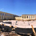 У селі на Рівненщині будують новий корпус школи