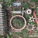 У Рівненському районі з тракторного цеху вкрали 142 кілограми металобрухту