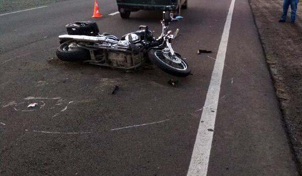На Рівненщині у трьох ДТП постраждали мотоцикліст та двоє пішоходів